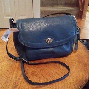 Coach small purse crossover bag